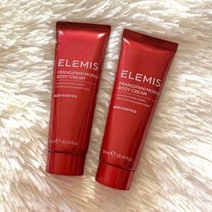 2/$15 2 Elemis Frangipani Monoi Body Cream